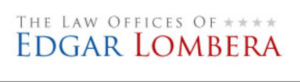 Law offices of Edgar Lombera logo
